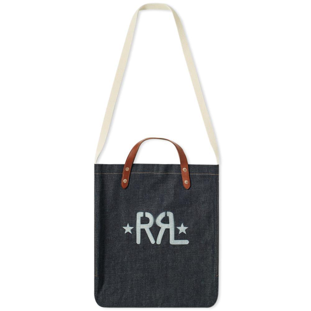 cad3a384884f RRL Market Tote Bag in Blue for Men - Save 1% - Lyst