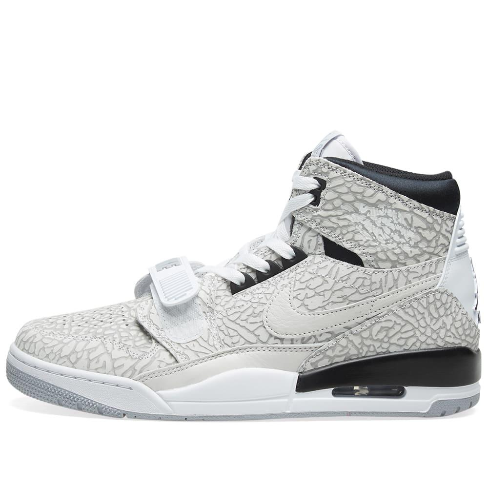new product 46417 dc4e9 Nike - Gray Air Jordan Legacy 312 for Men - Lyst. View fullscreen