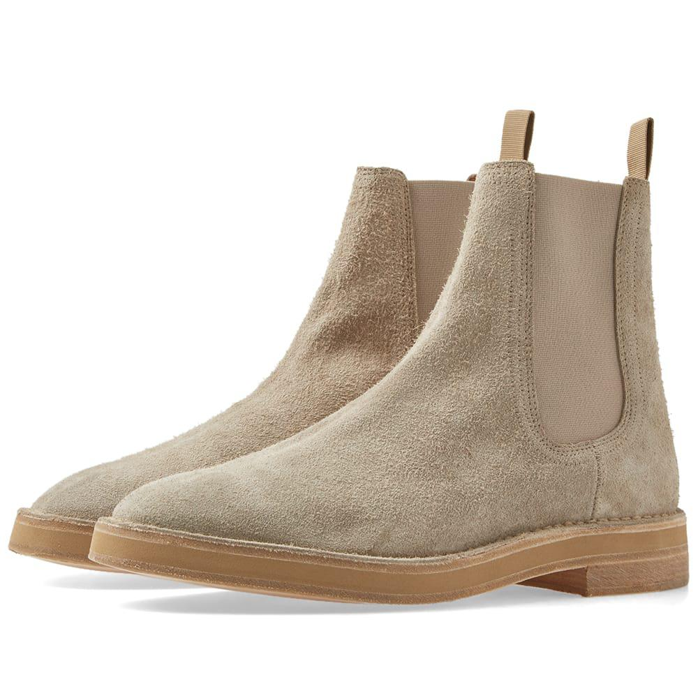 c76c11e45668c Lyst - Yeezy Suede Chelsea Boot for Men