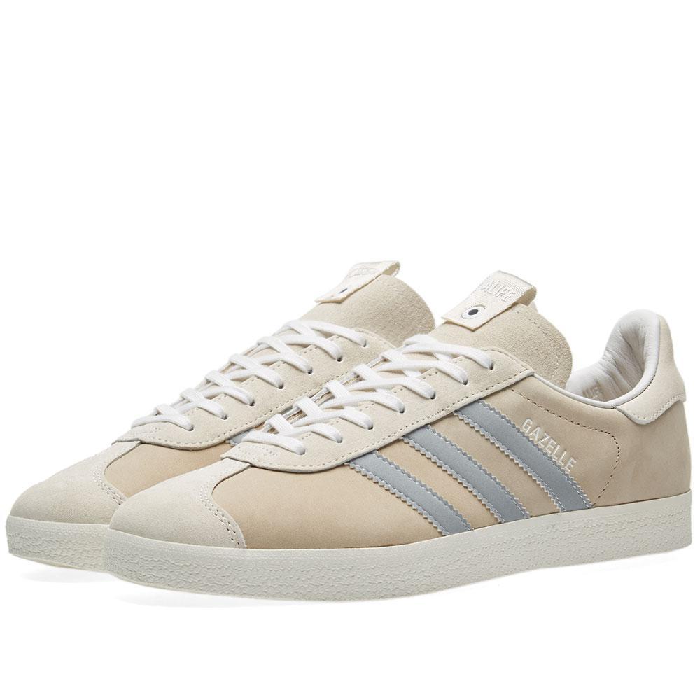 online store 6f8b5 5156b Lyst - Adidas Originals X Alife X Starcow Gazelle in White