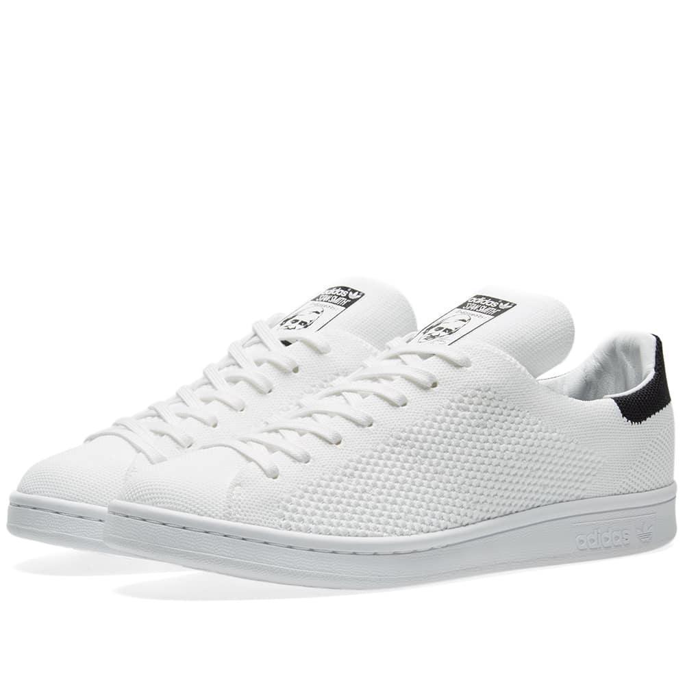 lyst adidas stan smith pk in bianco.