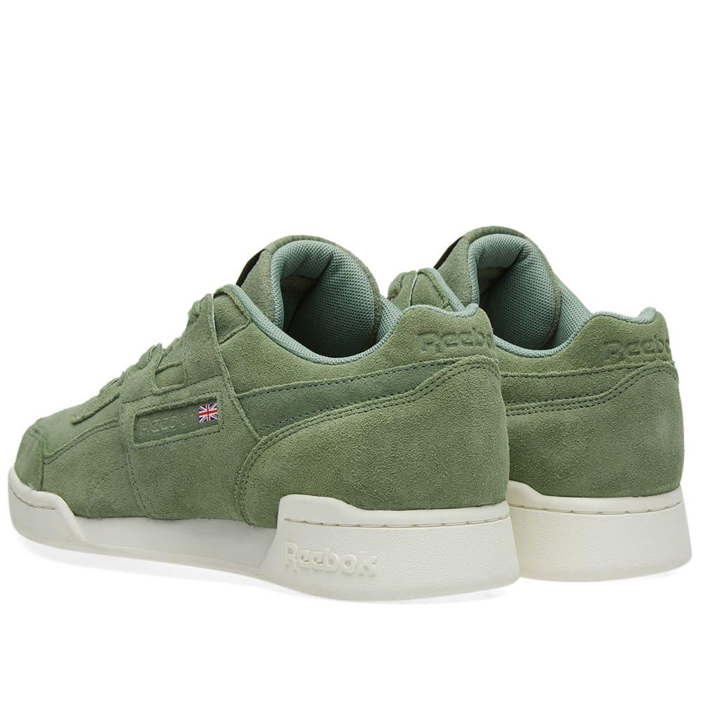 Lyst - Reebok X Montana Cans Workout Plus in Green for Men caefd3ee7