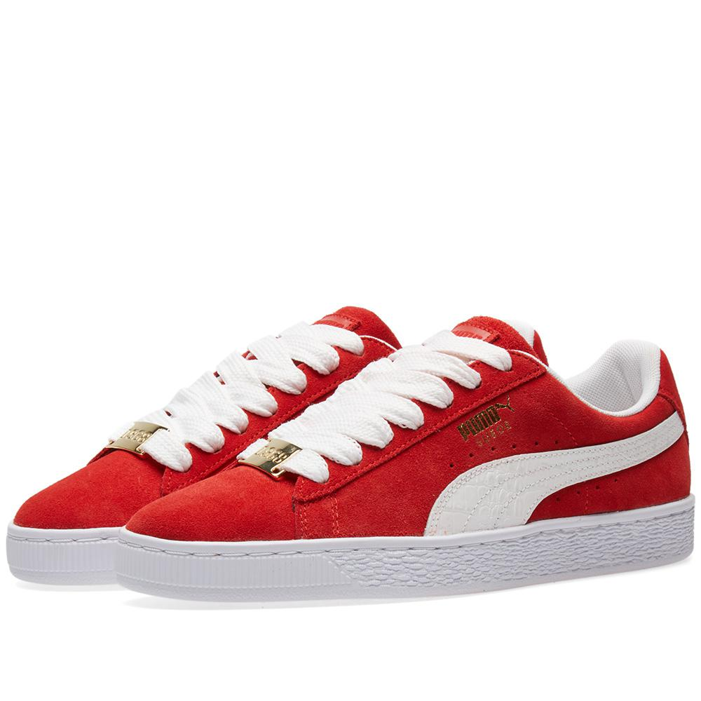 Puma Suede Classic  b-boy  in Red for Men - Lyst bbb7c667a