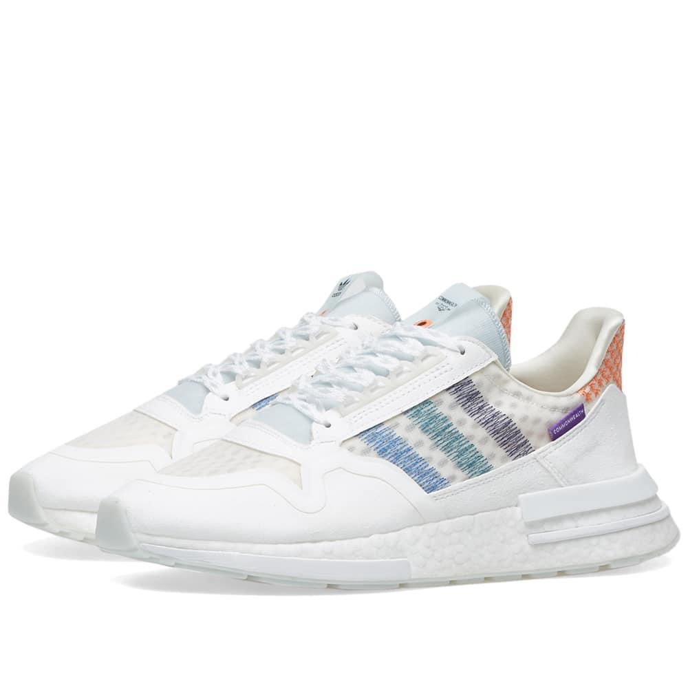 99d58b2074245 adidas Originals Adidas X Commonwealth Zx 500 Rm in White for Men - Lyst