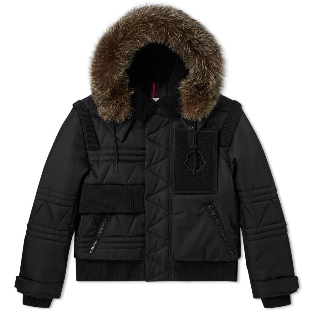 9f9fbd4869b5 Lyst - Moncler X Craig Green Connor Jacket in Black for Men