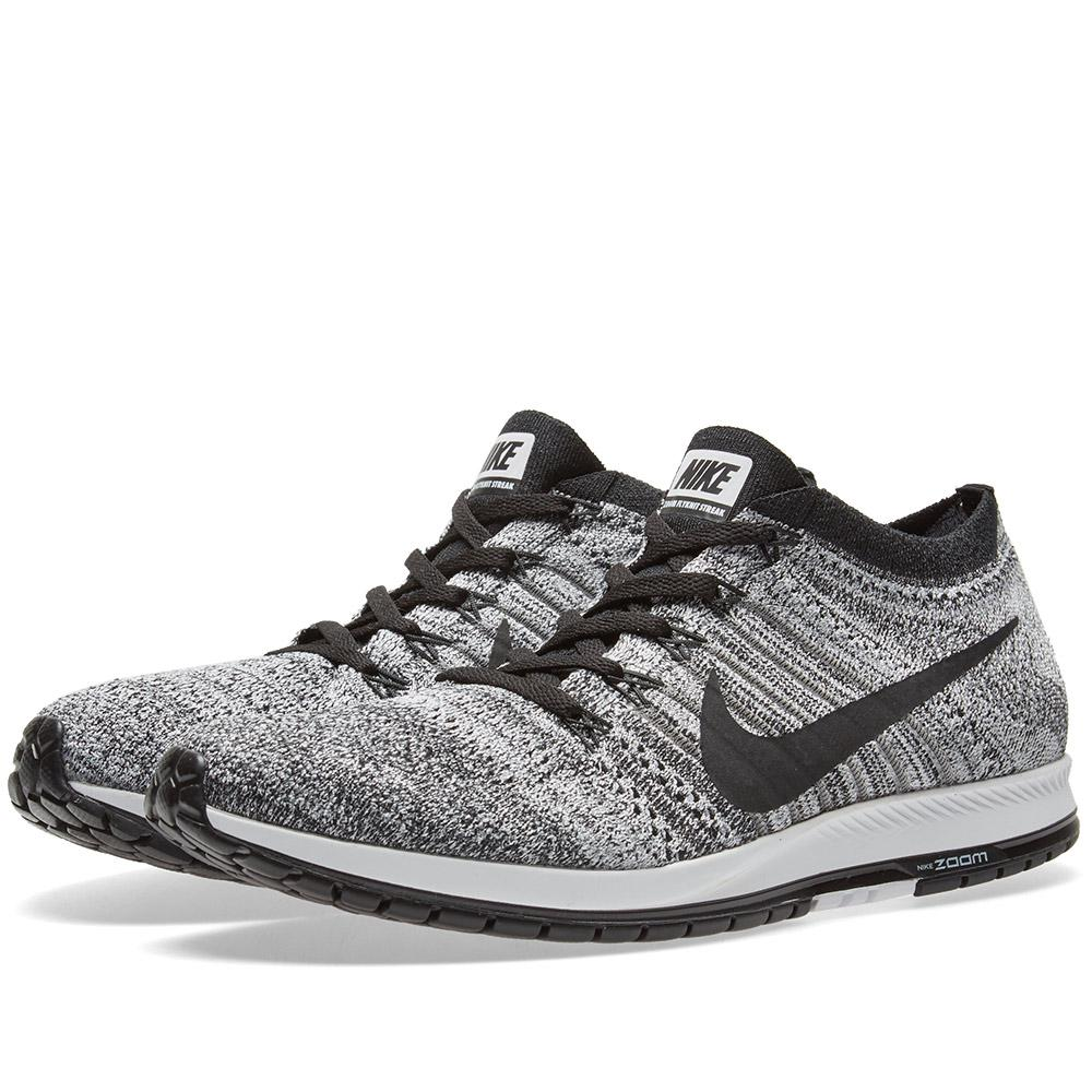 7ec5aae191332 Lyst - Nike Air Zoom Flyknit Streak 6 in Black for Men