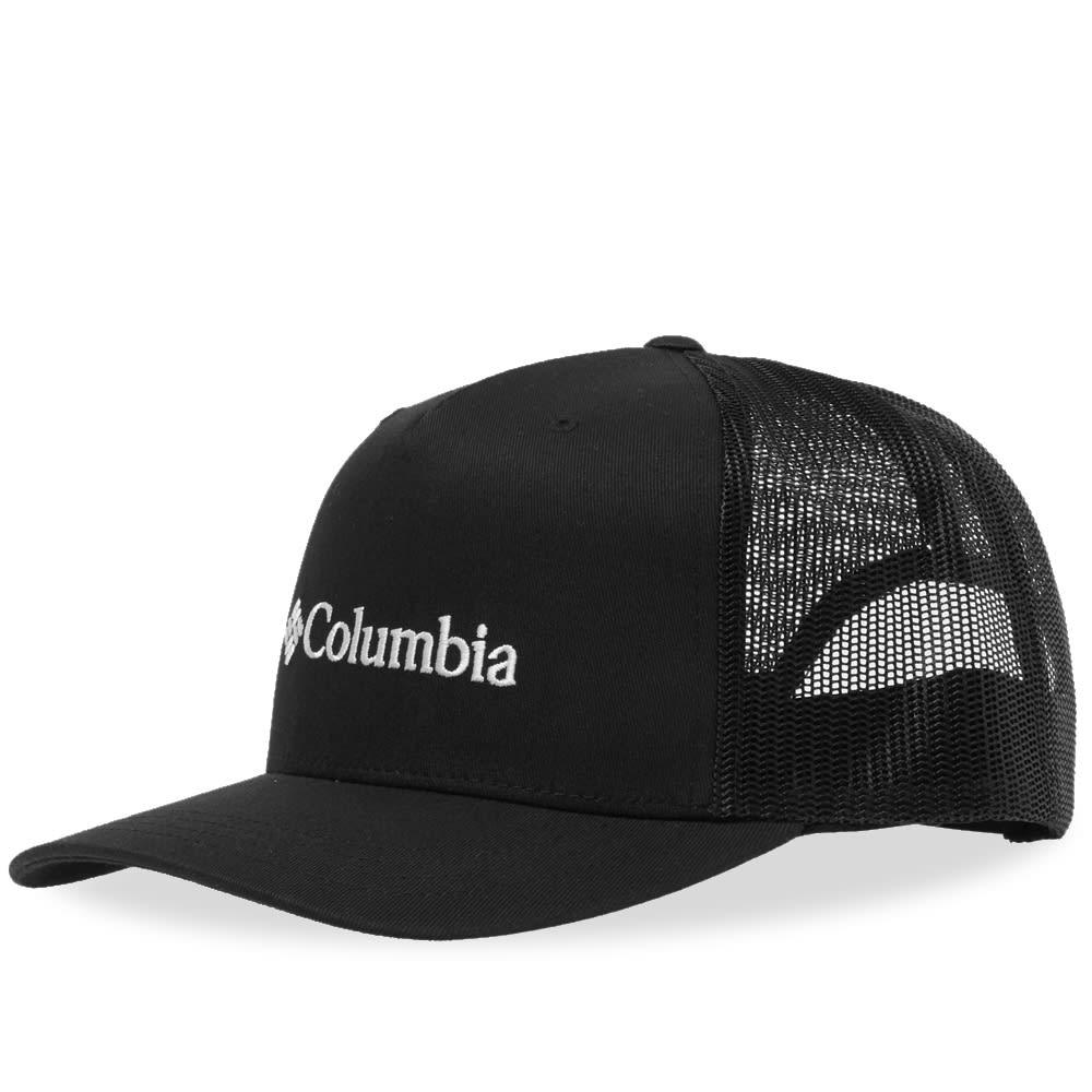Lyst - Columbia Csc Trucker Cap in Black for Men 3370b8d106c4