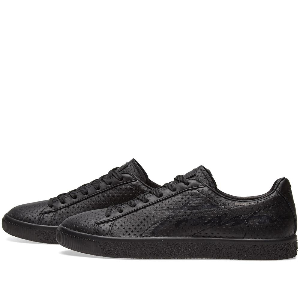 12754150a64 Lyst - PUMA X Trapstar Clyde Perforated in Black for Men