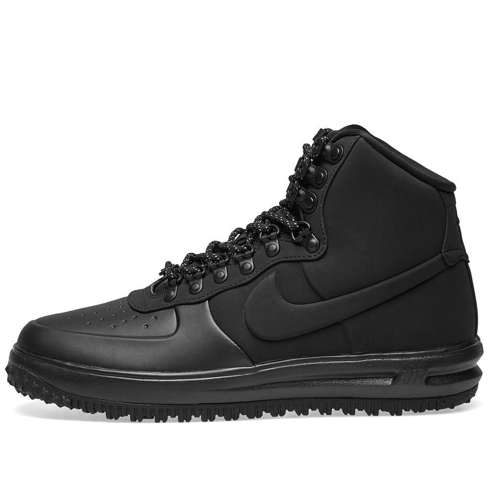 4d7ef6b16993f Nike - Black Lunar Force 1 Duckboot  18 for Men - Lyst. View fullscreen