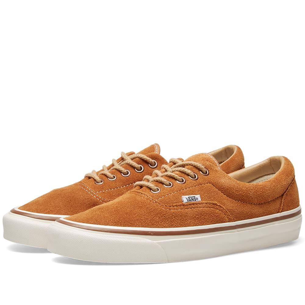 35be83b907 Lyst - Vans Suede Era 95 Dx in Brown for Men - Save 54%