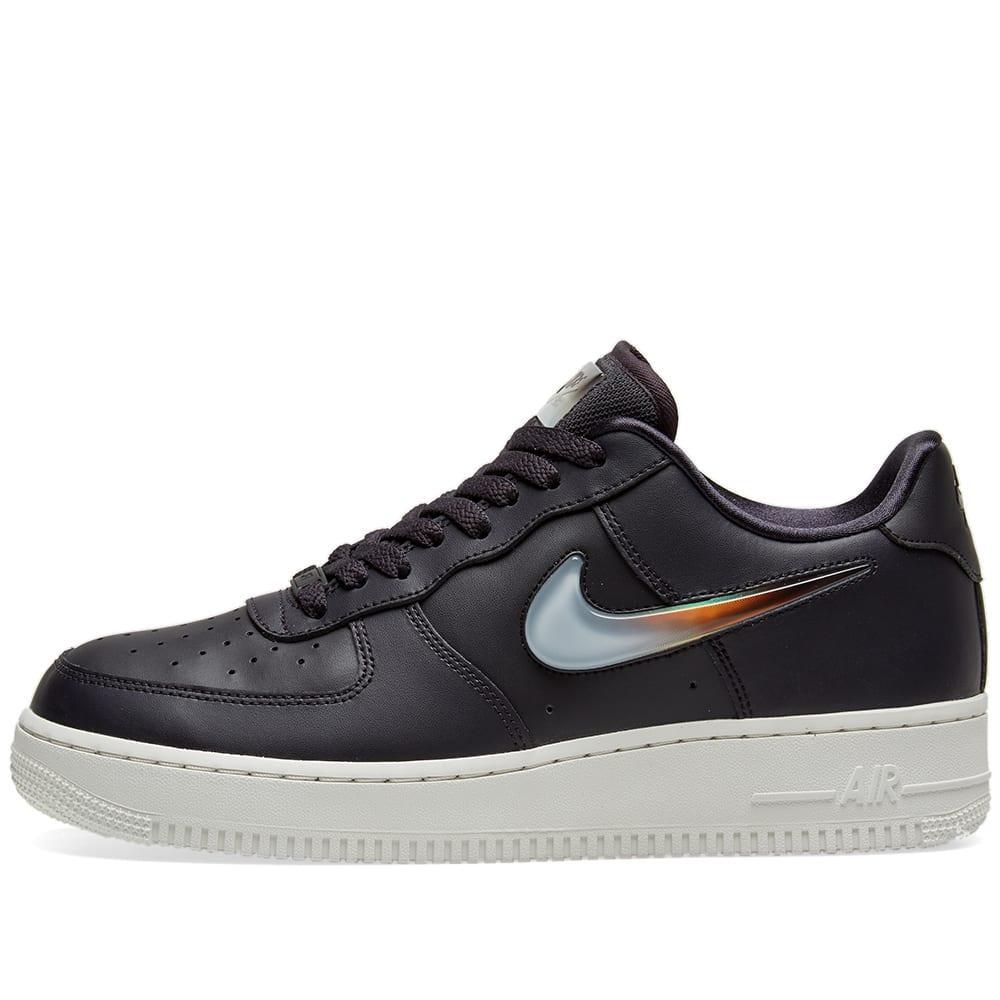 dd673a338cb3ac Nike Air Force 1  07 Se Premium W in Black - Lyst