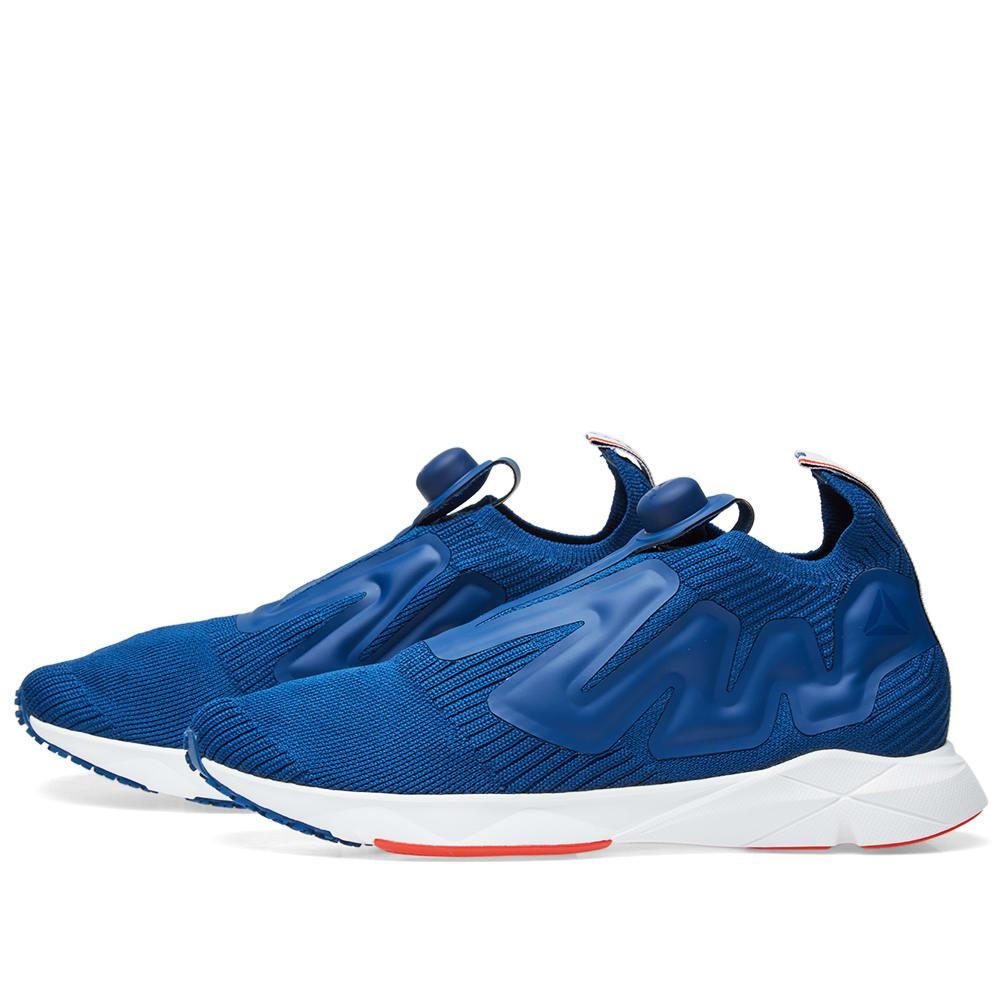 dbecb0ff8fc3 Reebok - Blue Pump Supreme Archive Pack for Men - Lyst. View fullscreen