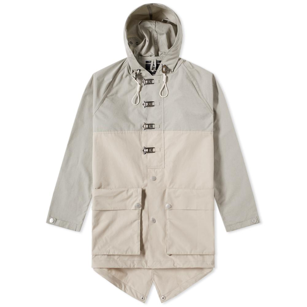 99378119d252 Nigel Cabourn Authentic Cameraman Fishtail Parka for Men - Lyst