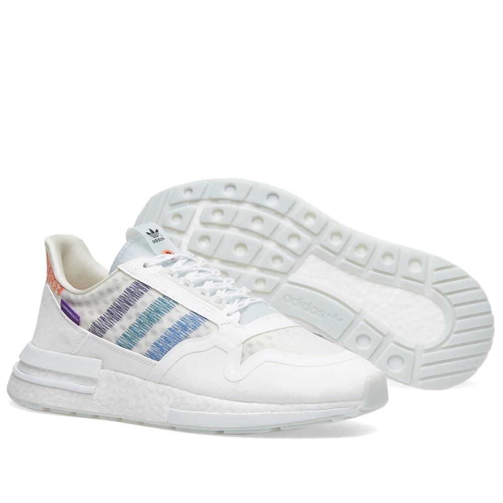 ec4d480317c8b Adidas Originals - White Adidas X Commonwealth Zx 500 Rm for Men - Lyst.  View fullscreen