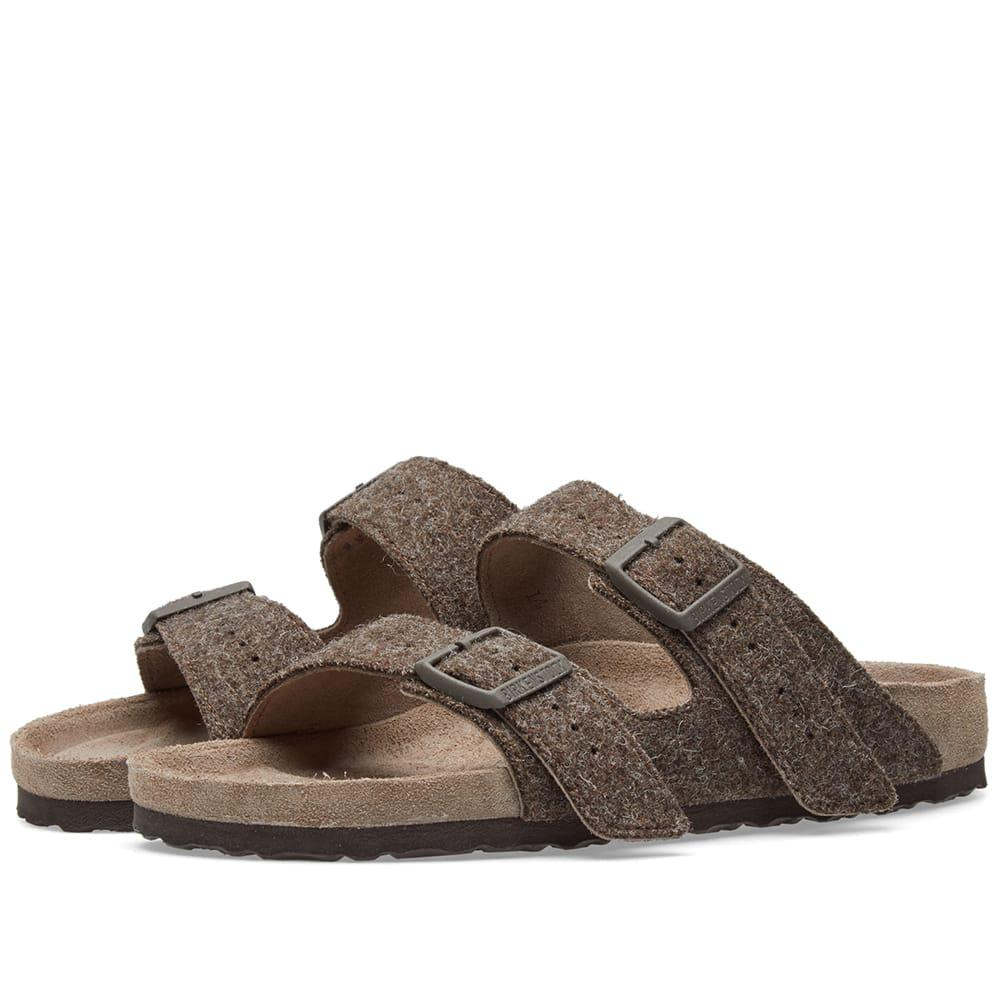 8b966db7580b Lyst - Rick Owens X Birkenstock Arizona in Brown