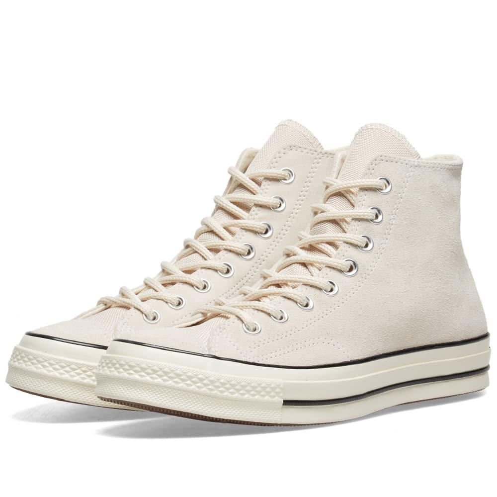 6e519589a45e0a Lyst - Converse Chuck Taylor 1970s Hi Basecamp Suede in White for Men