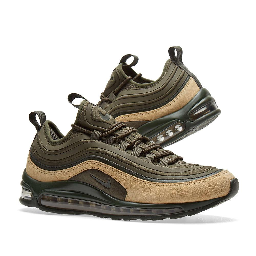 6463cebc43 ... usa lyst nike air max 97 ul 17 se in green for men 81d12 bf346