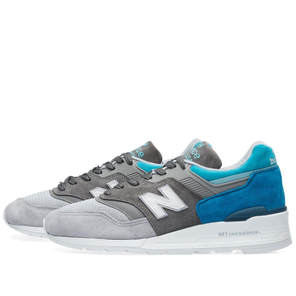 adf74d999c4e Lyst - New Balance M997ca - Made In The Usa in Gray for Men