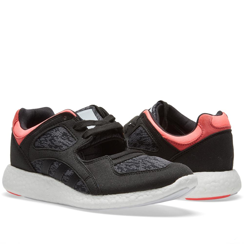 official photos 1de0e 8f81b Lyst - Adidas Originals Womens Eqt Racing 9116 W in Black