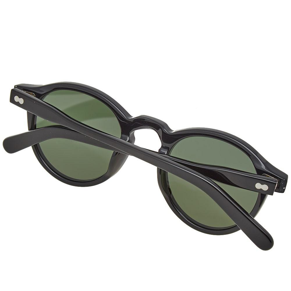 92ea0e75887a Moscot - Black Miltzen 46 Sunglasses for Men - Lyst. View fullscreen