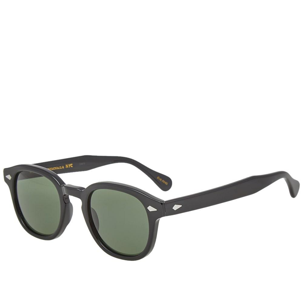 6291f1a75ba Lyst - Moscot Lemtosh Sunglasses in Black for Men