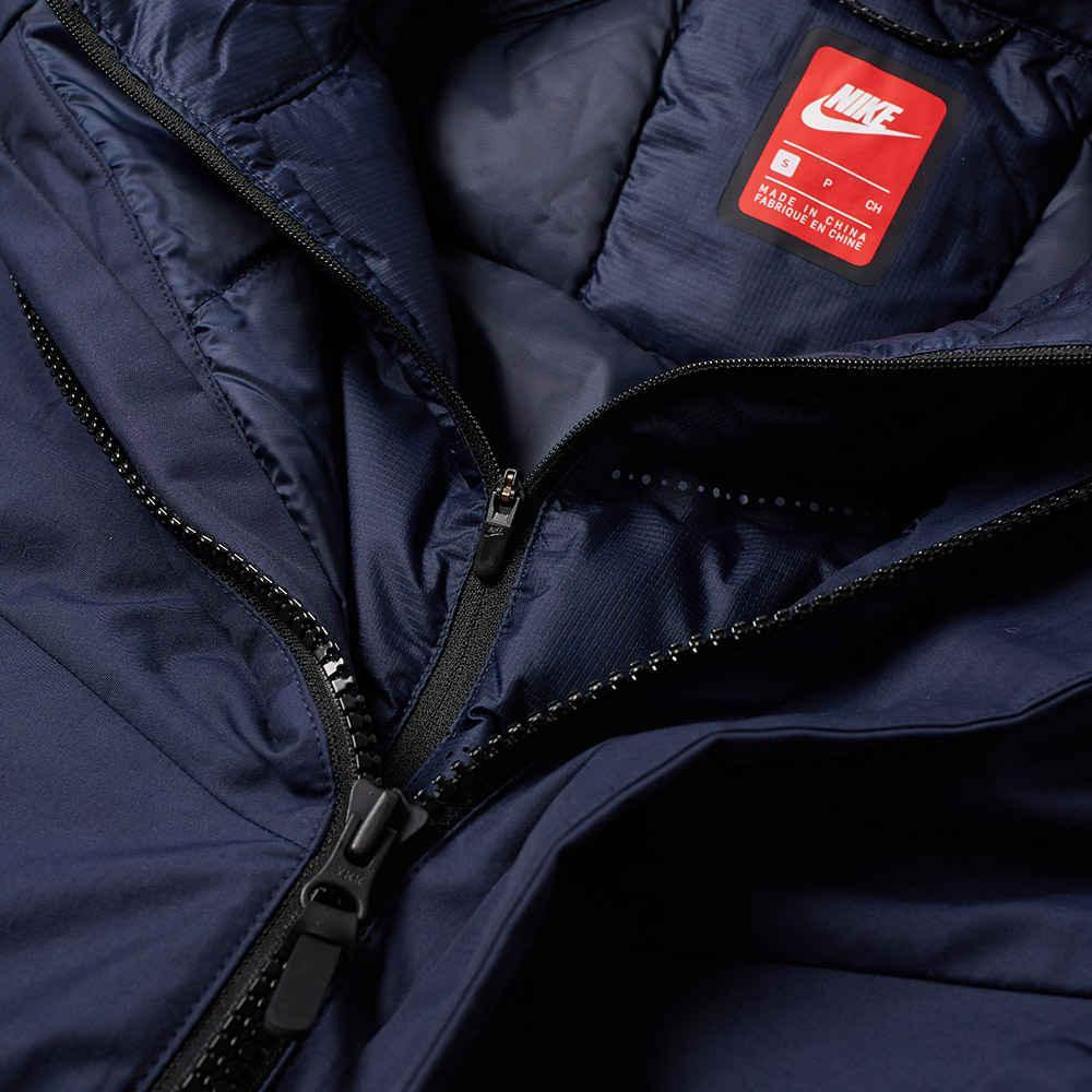 df0fa61f1 Nike Aeroloft Men Lyst For Blue 3 In 1 Jacket gwdZqd5