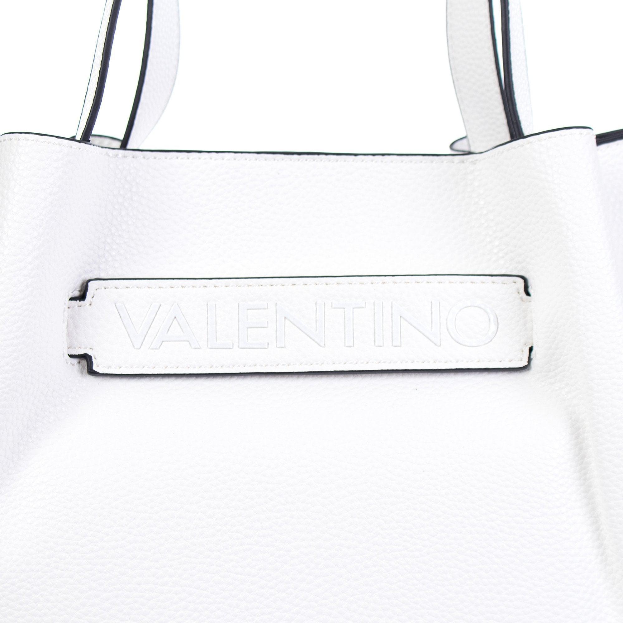 e2fbbd0558d2 Valentino Vbs2zh01 - Melody Tote in White - Lyst