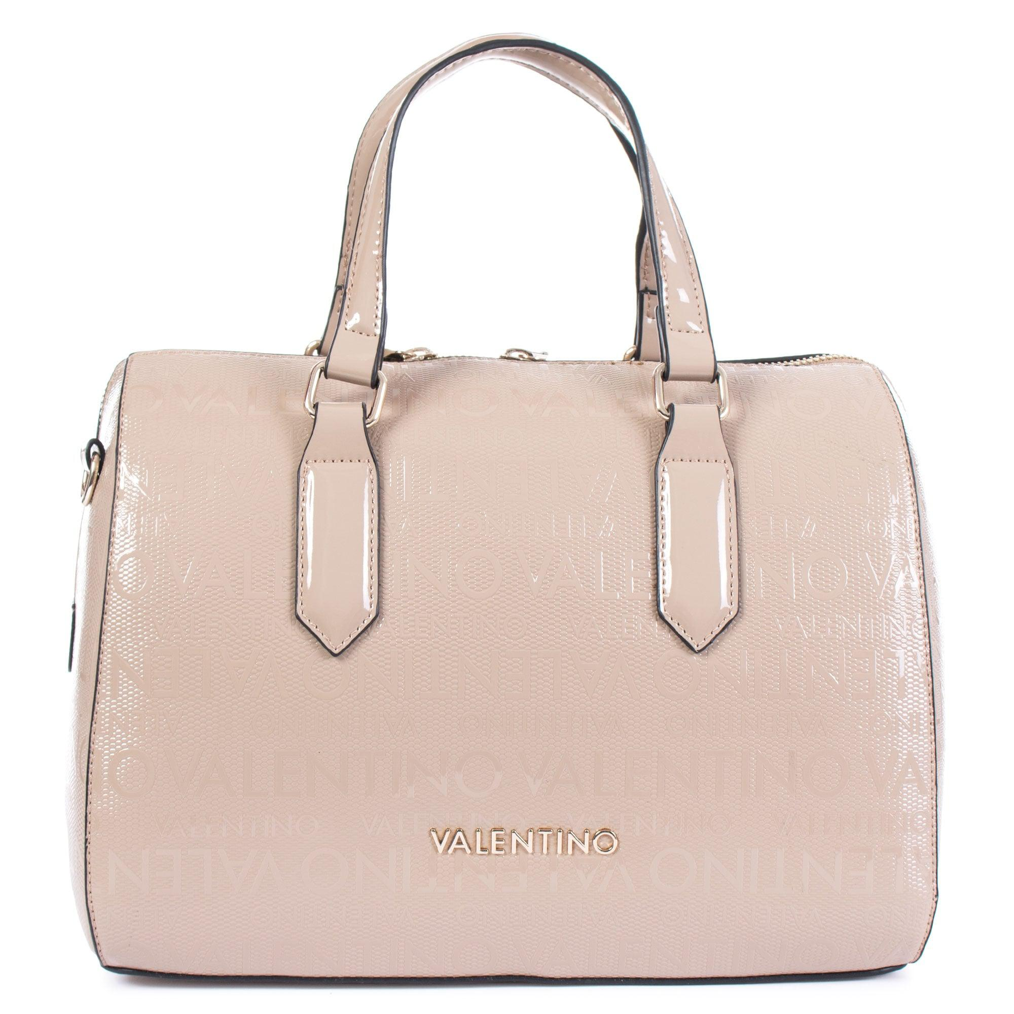 5e5908ad6d05 Valentino By Mario Valentino Clove Glossy Bowling Bag - Lyst