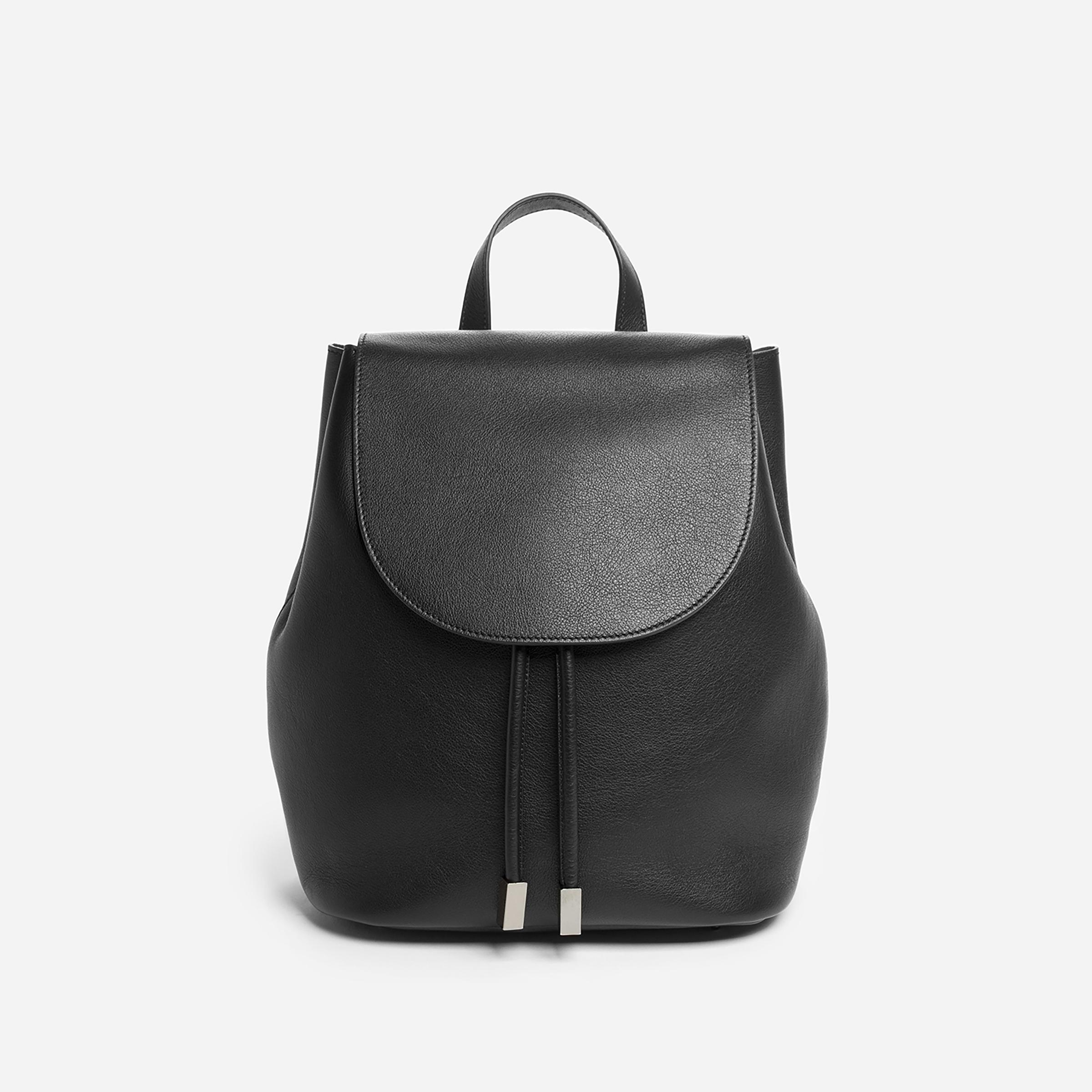 e496a8427079 Lyst - Everlane The Petra Backpack in Black
