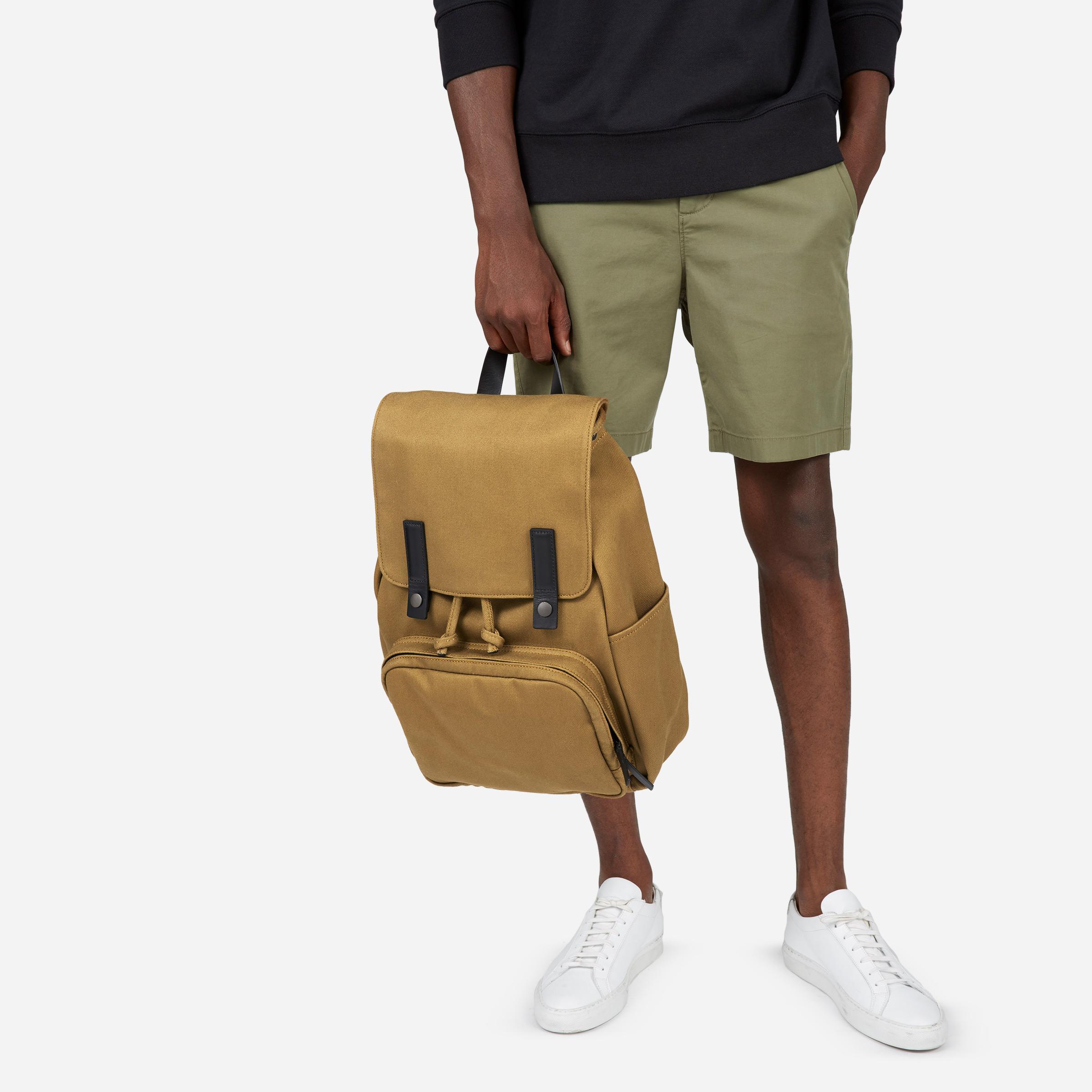 c769ae2cb1 Lyst - Everlane The Modern Snap Backpack for Men