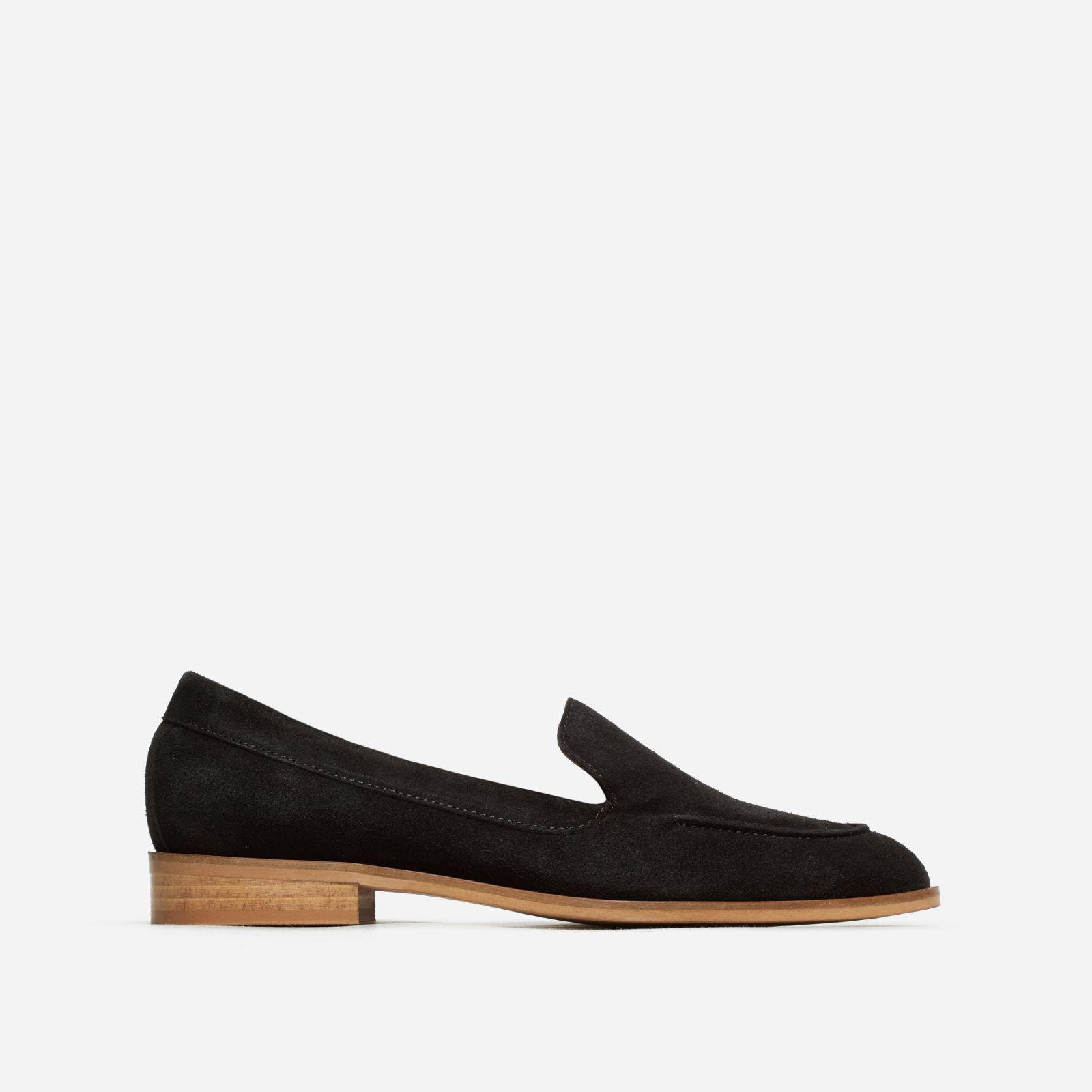 f198c545f3e Lyst - Everlane The Modern Loafer in Black