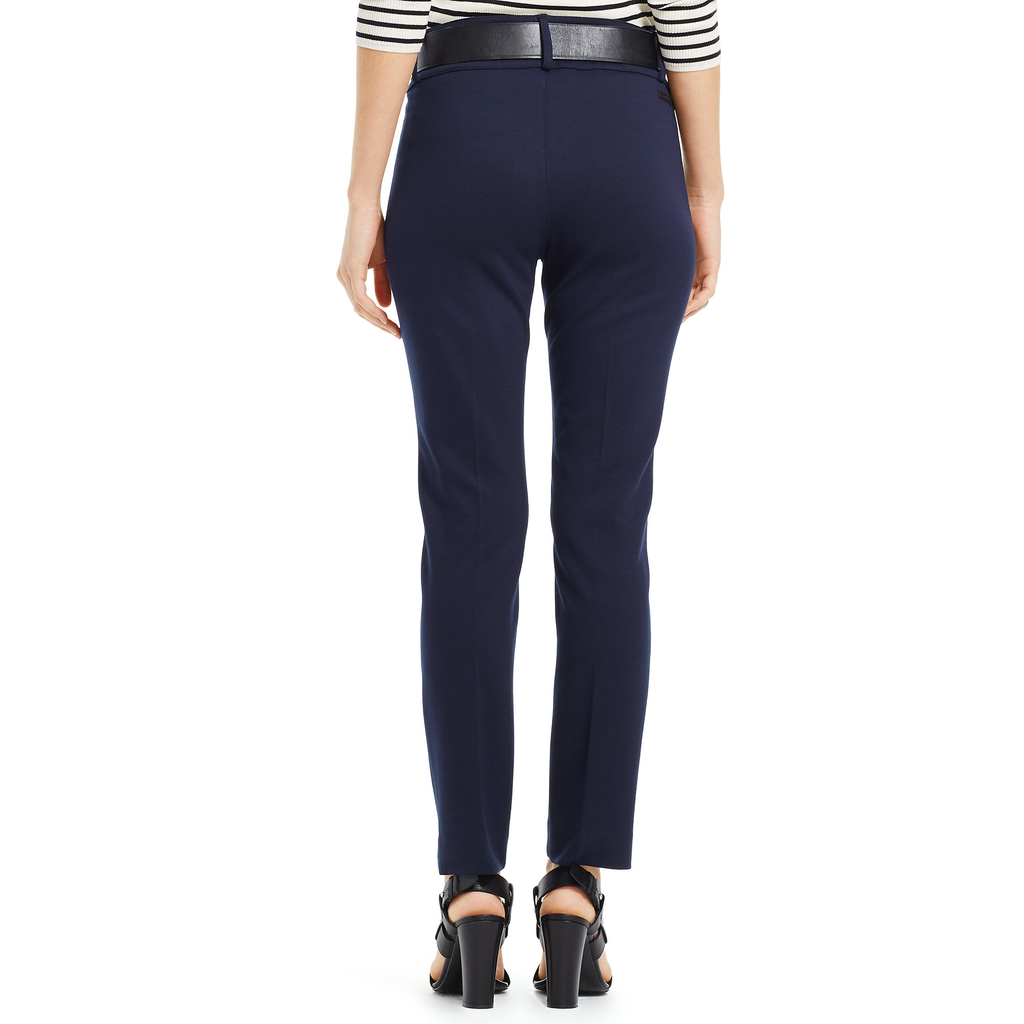cropped trousers - Blue Polo Ralph Lauren YRVabecJ