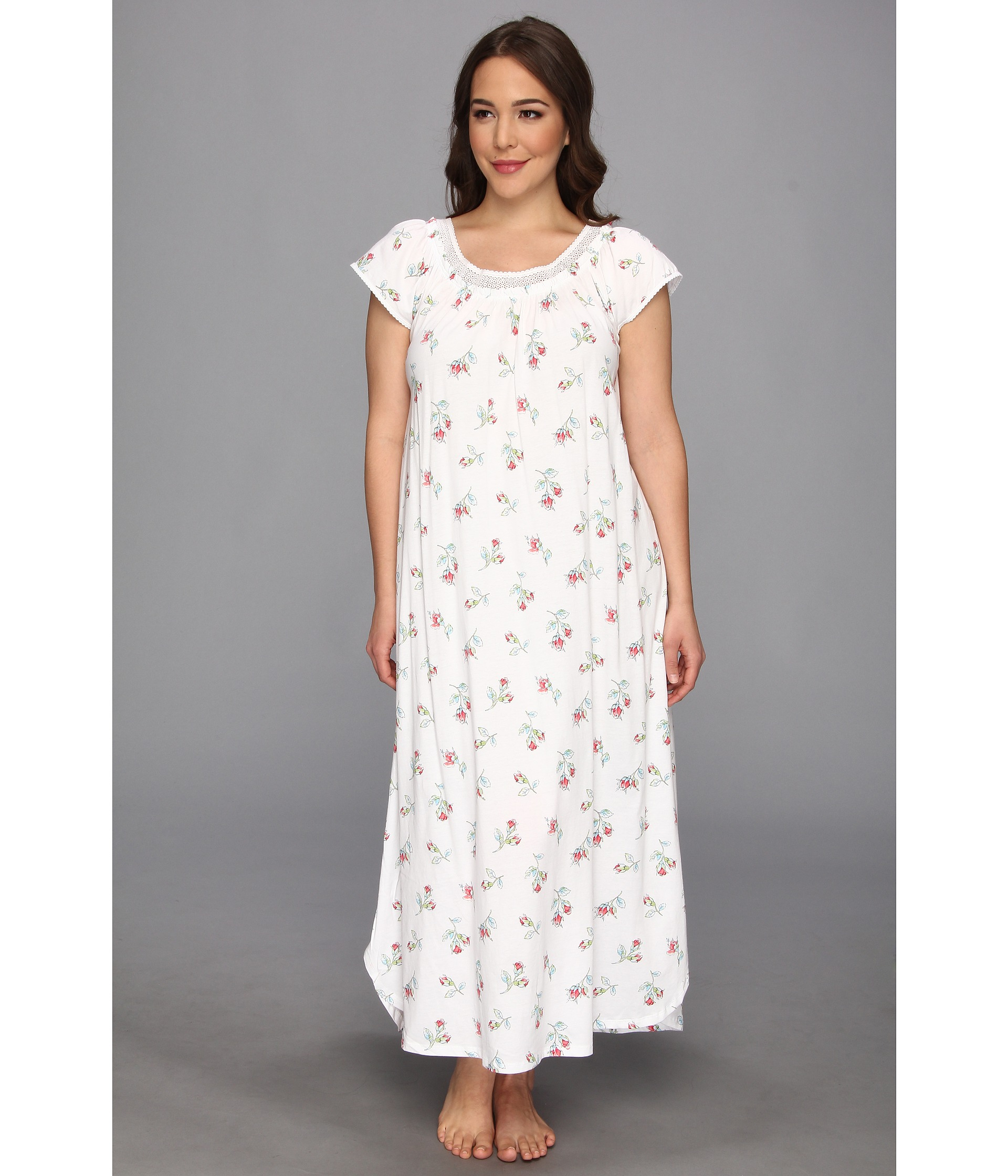 a47eefb76f Plus Size 100 Cotton Nightgowns