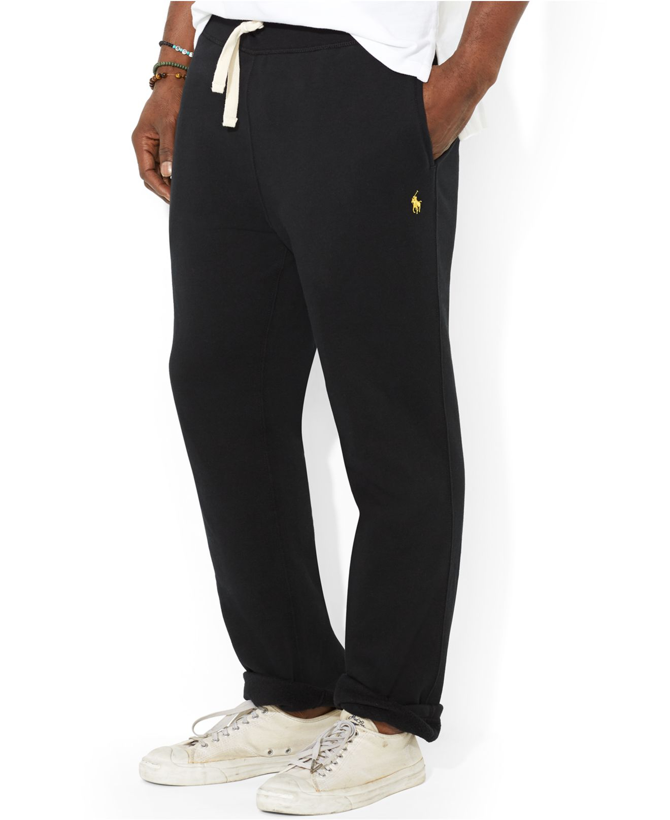 Lyst Polo Ralph Lauren Big And Tall Fleece Sweatpants In
