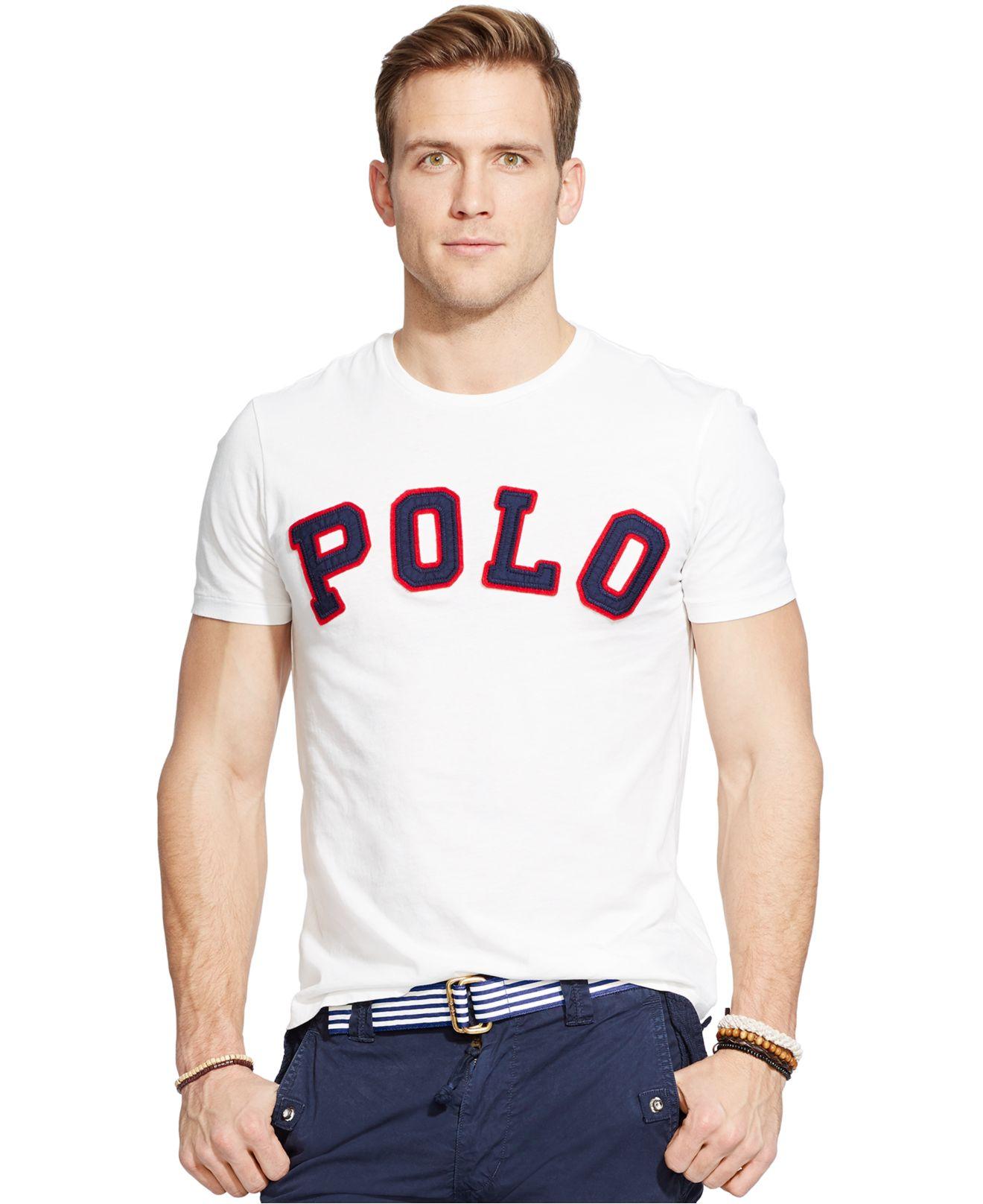 42cac3e58ed699 Lyst - Polo Ralph Lauren Custom-Fit