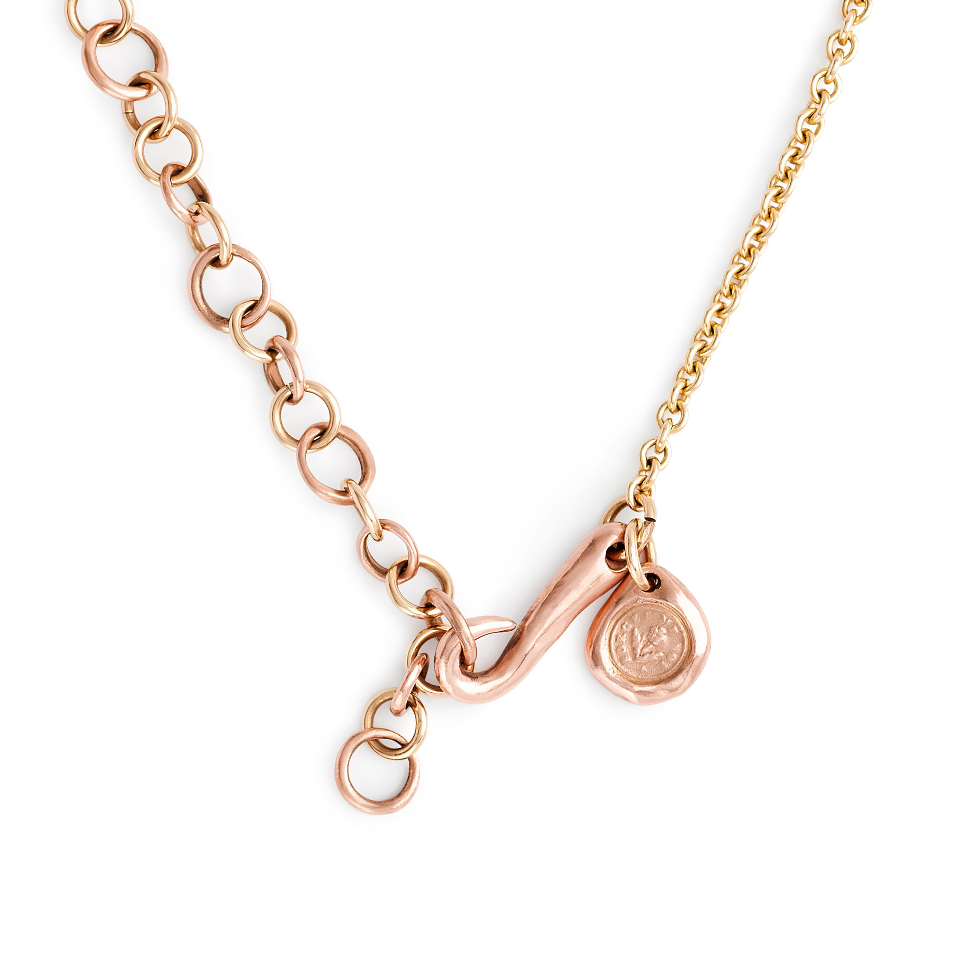 James colarusso forget me not necklace in pink lyst for J crew jewelry 2015