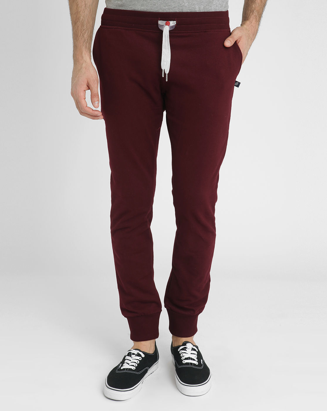 Brilliant Kolor Kolor Womens Corduroy Pants In Purple Burgundy  Lyst