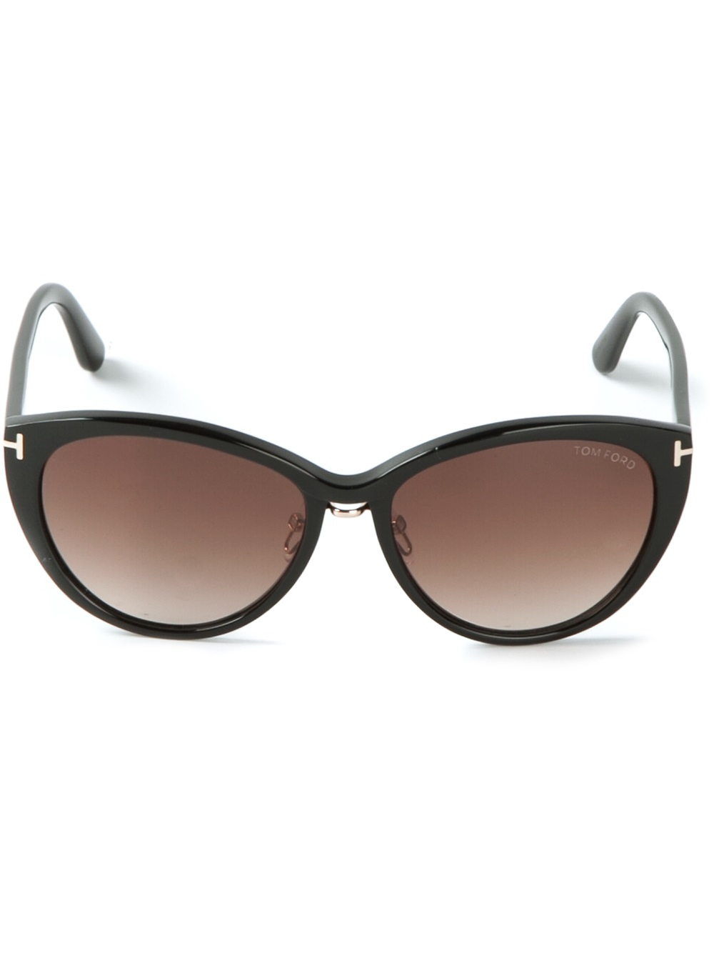 tom ford cats eye sunglasses in black lyst. Cars Review. Best American Auto & Cars Review