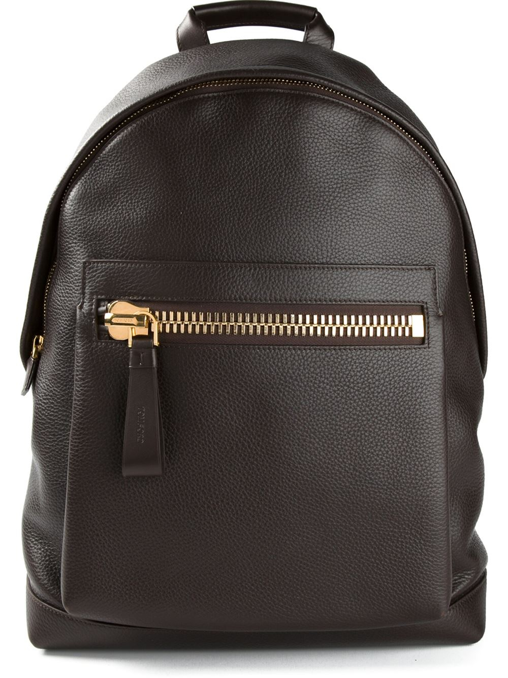 Tom Ford Buckley Backpack In Brown For Men Lyst