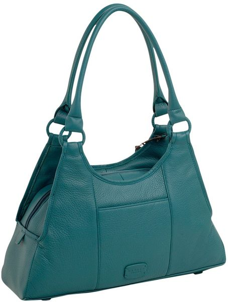 Radley Boddington Large Tote Bag in Blue