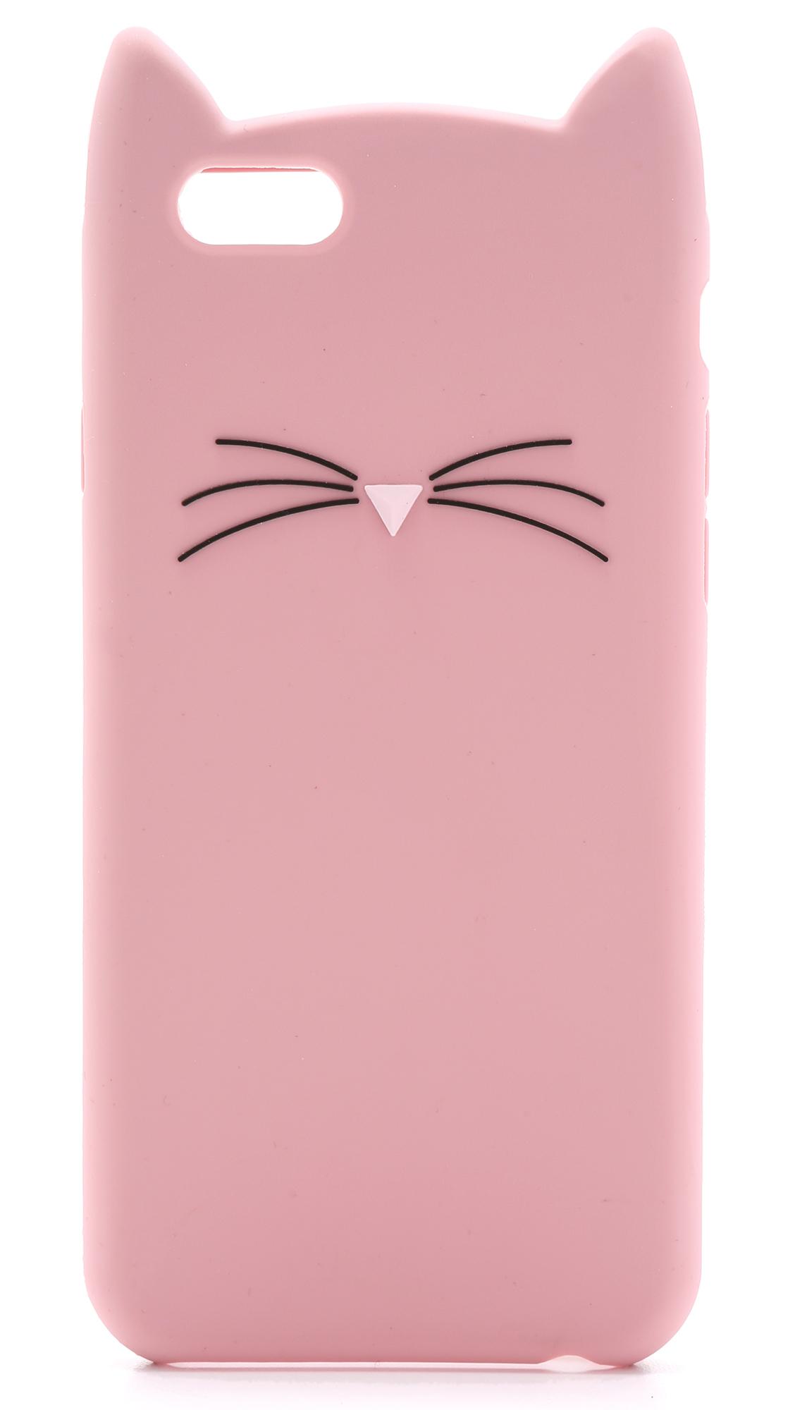 Kate Spade Flamingo Iphone  Case