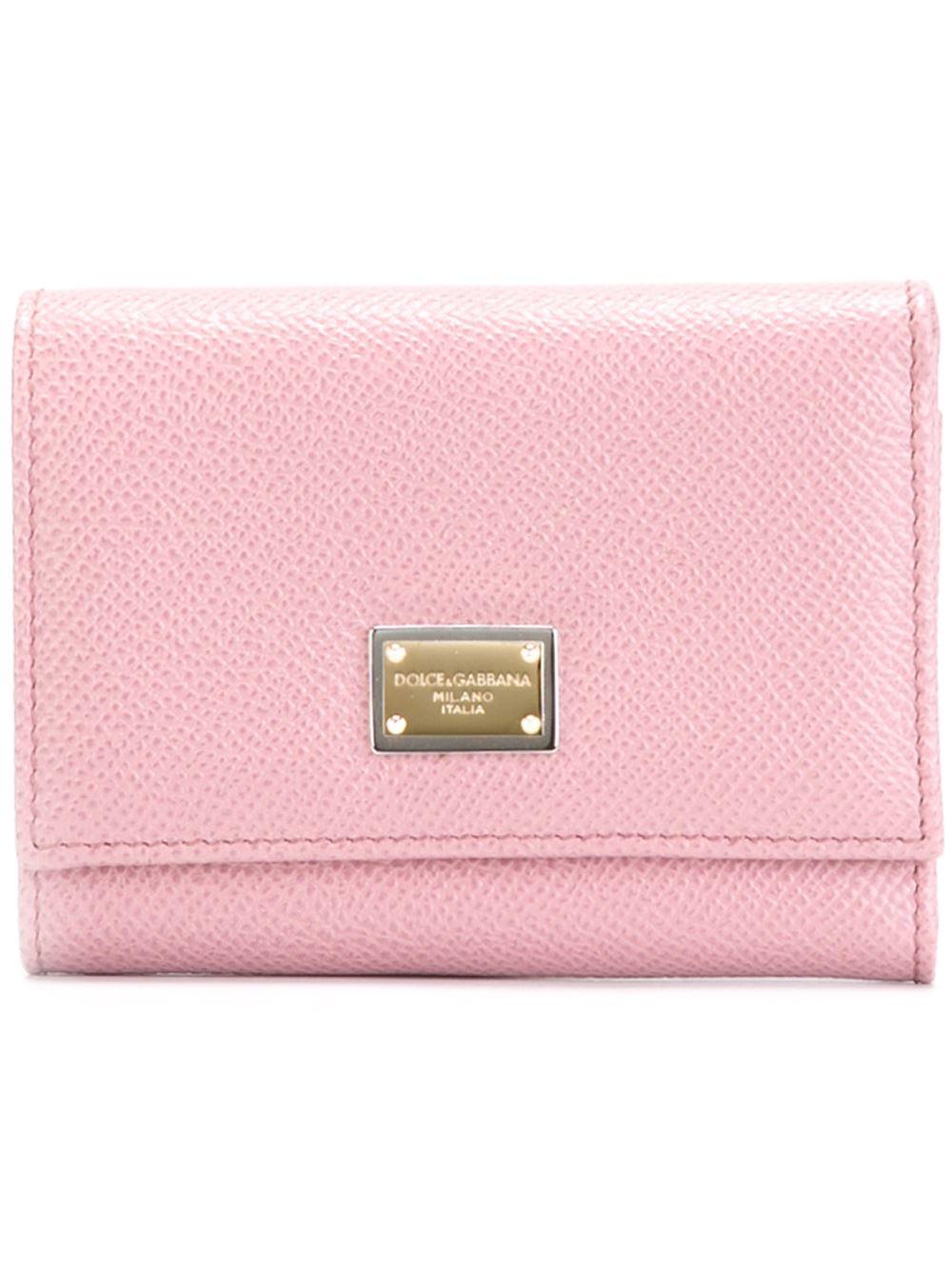 Dolce & Gabbana Small logo wallet zwjCdYL818