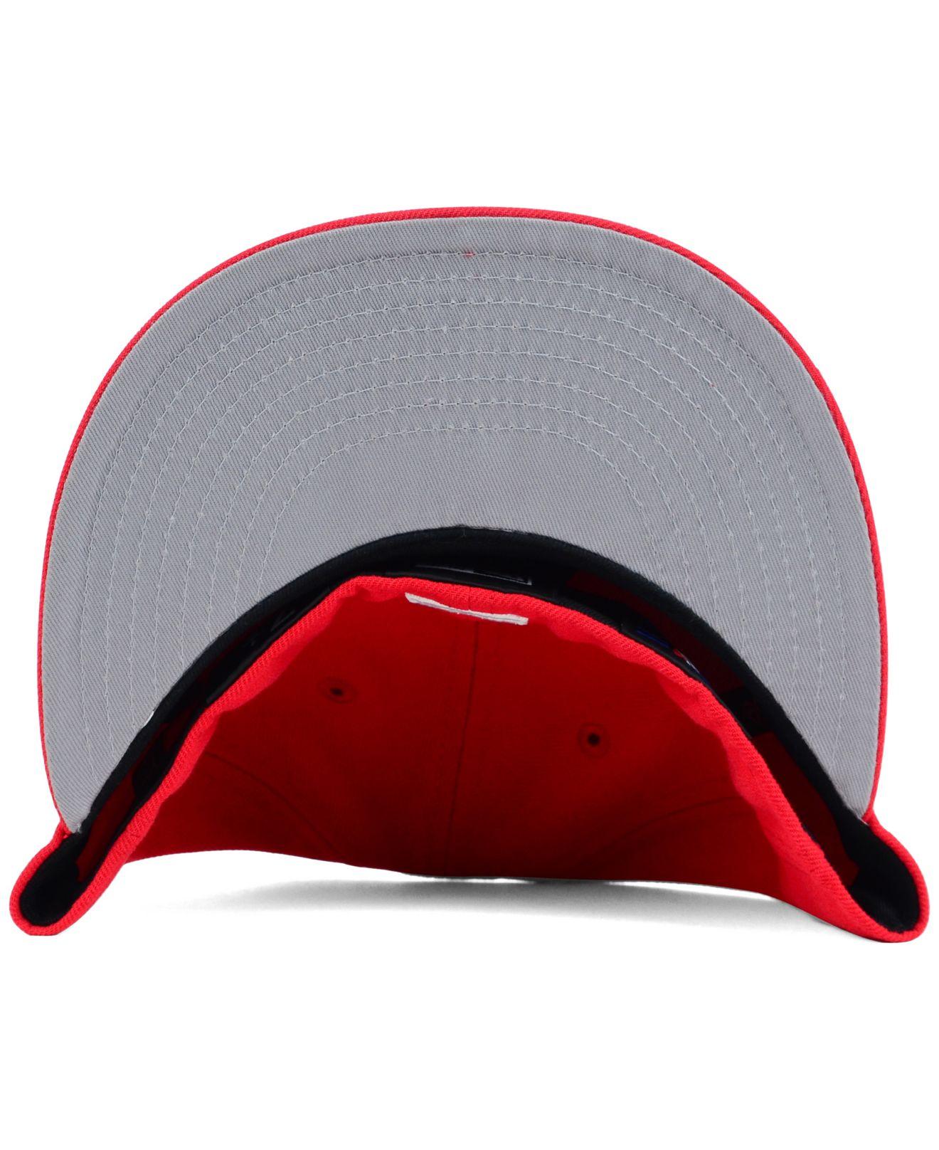 big sale 765c1 dbfe0 Lyst - KTZ Houston Astros C-dub 59fifty Cap in Red for Men
