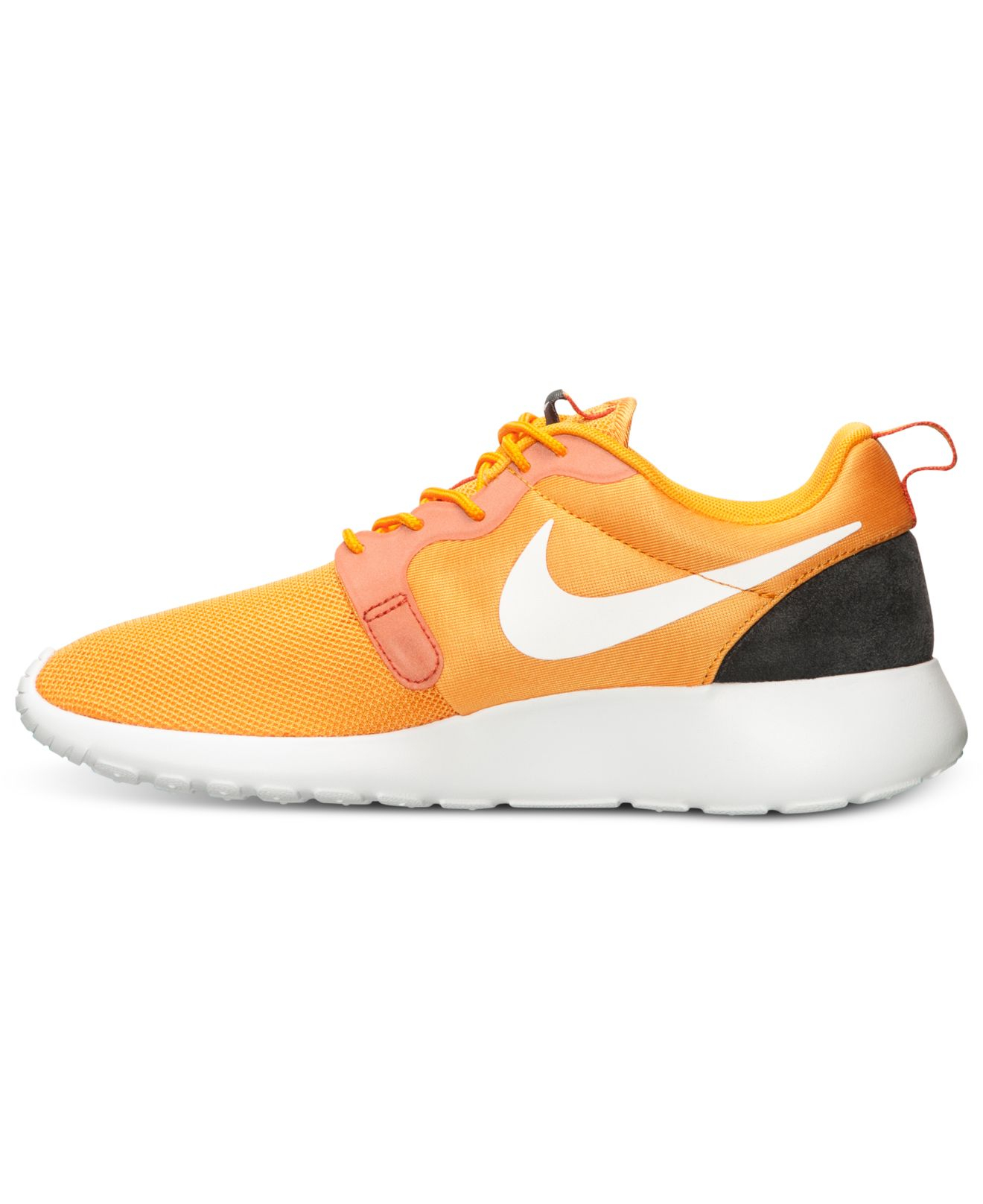 Mens Roshe Run Suede Casual Shoes