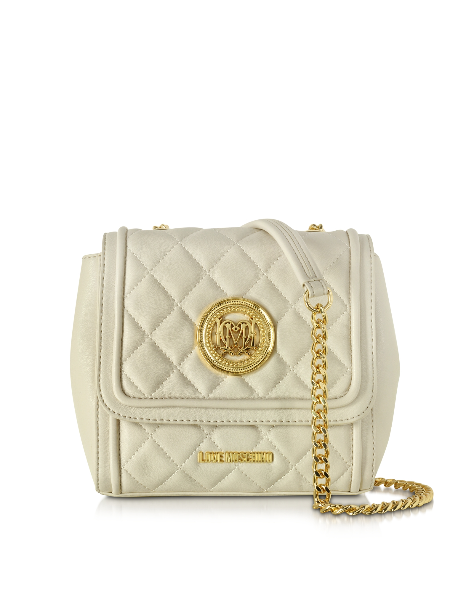 Love Moschino Quilted Small Crossbody Bag Coach
