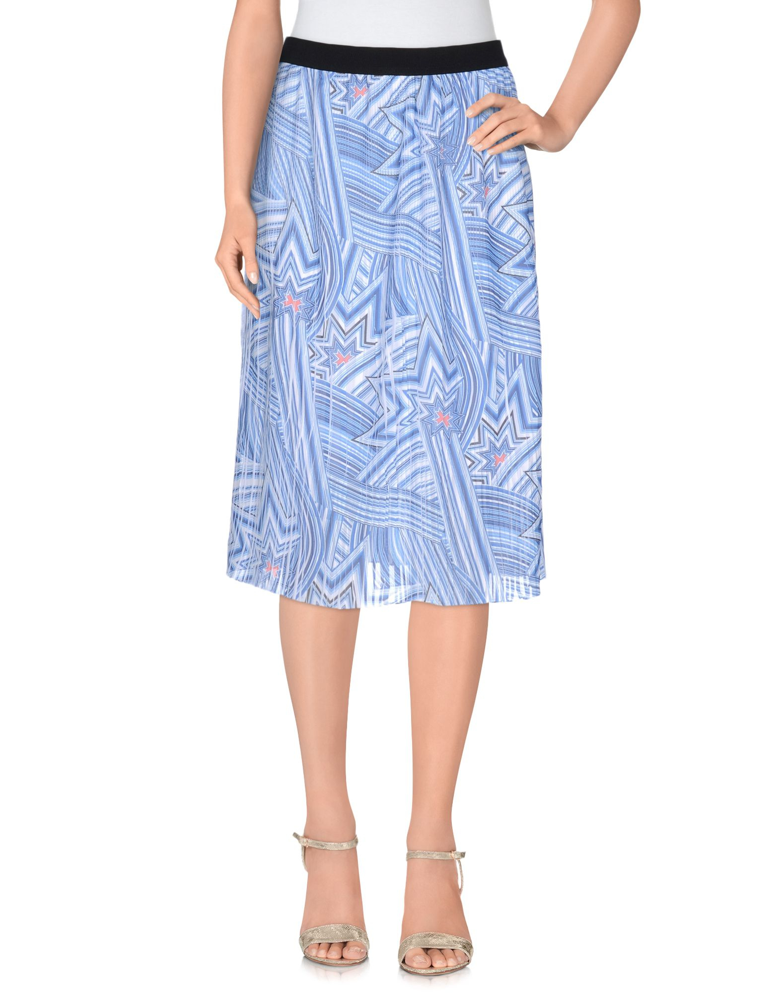 Buy Blue Printed A-Line Knee-Length Skirts For Women only $ online with cheap prices and discover fashion Knee-length Skirts at piserialajax.cf