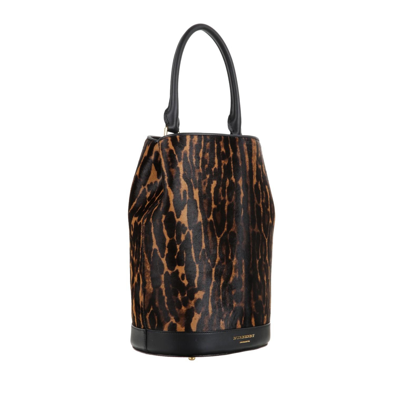 Burberry prorsum Handbag in Brown