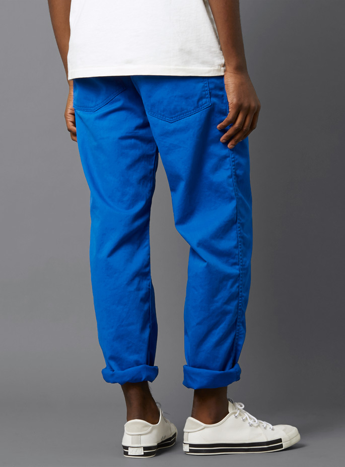 Monitaly Fatigue Pants in Blue for Men - Lyst a86ff9255f4