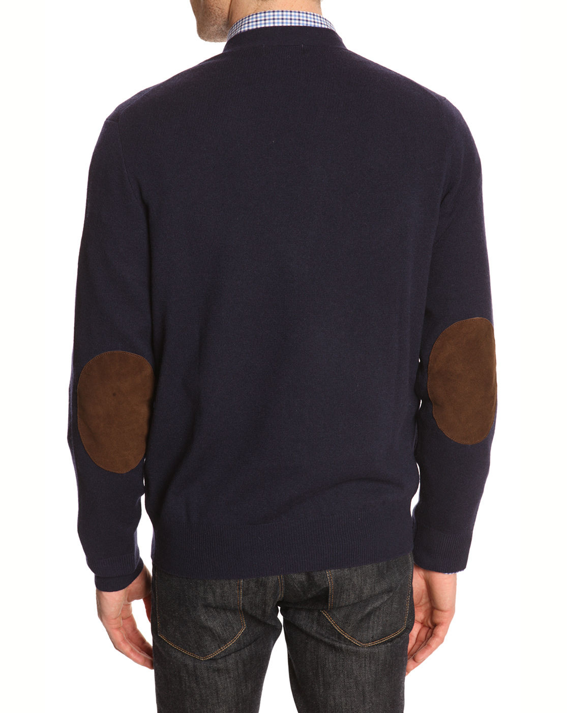 Men's Fashion & Style * Sweaters with Elbow Patches (Page 1 ...