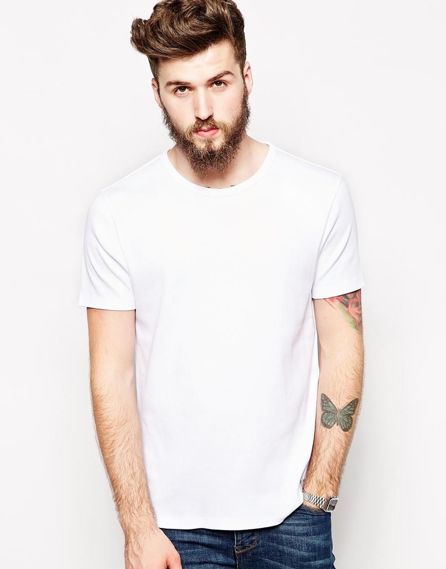 e630bb766237 White T Shirt Mens Asos – DACC